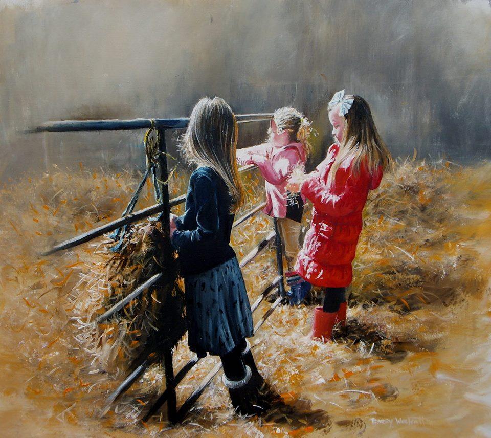 3 Manx Girls